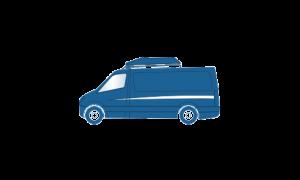 Begleitfahrzeug | Hegmann Transit