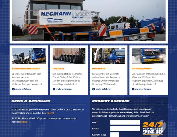 hegmann online