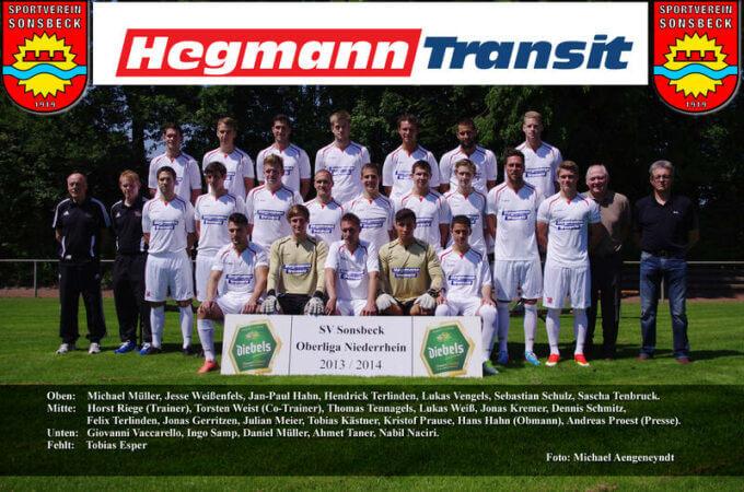 hegmann transit sportverein