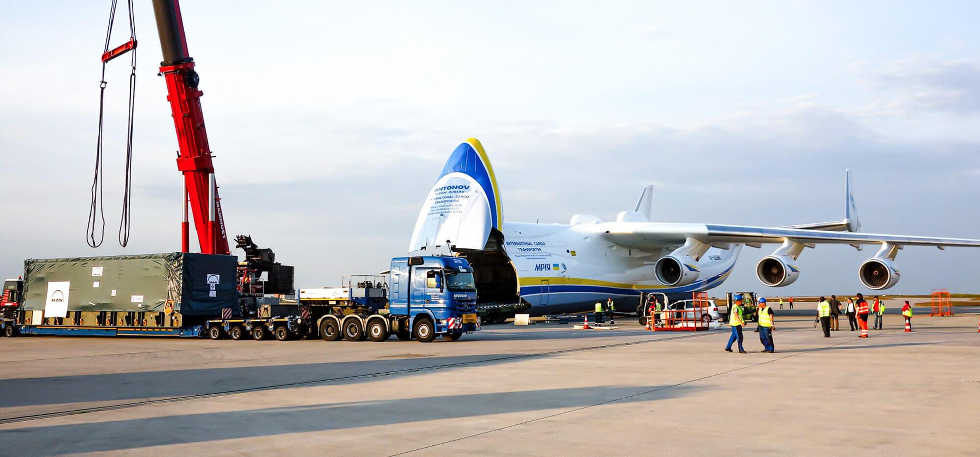 transport Hegmann